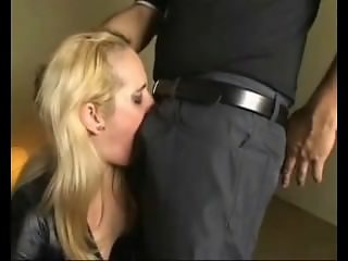 Suzie from 1fuckdate.com - Rough blowjob