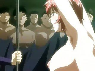 One Hentai Bukkake