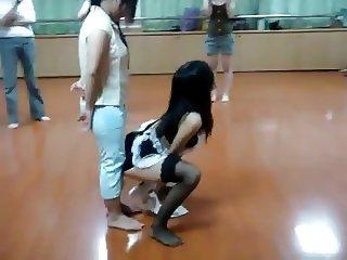 sexy asian dancer