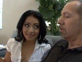 [420] Hot Horny Andrea Kelly Sucks Fucts Big Cock