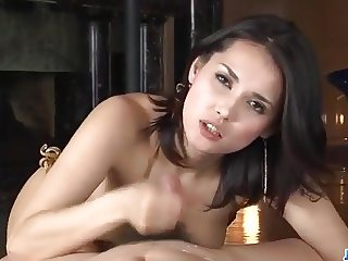 Superb Maria Ozawa blows it hard in perfect POV