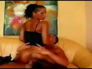 Angel Dark Gets Her Ass Lubed