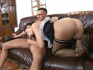 Spanish maid - Anal scene 01 by PIA75