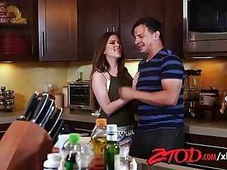 Stacey Levine gets fucked deeply by her best friend's dad