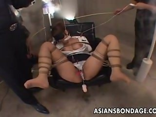Marlana from 1fuckdate.com - Asian office worker submited to a