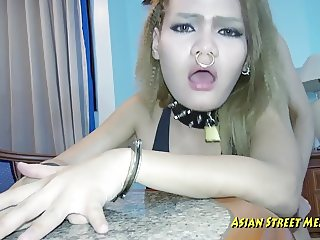 Nose Ring Asian Skin Tight Tease