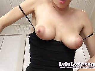 POV Tip teasing YOUR cock until you squirt your load inside