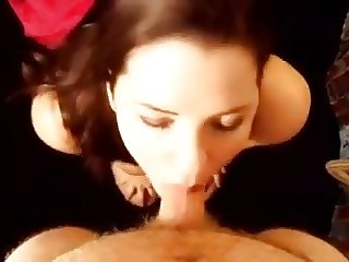 great blowjob cum in mouth