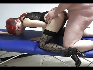 Patient Creampied by Pervert Doctor