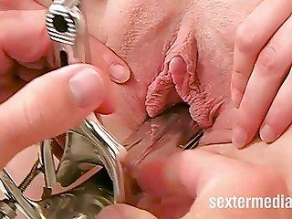 Die perverse Fickklinik