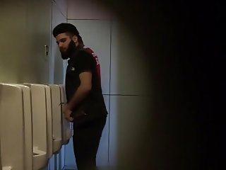 caught spy cam restroom