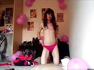 sissy strip show