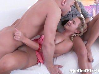 Spoiled Virgins - Spoiled virgins member Martina