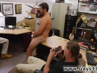 Men stomach cumshot movie gay Straight boy goes gay for cash he needs