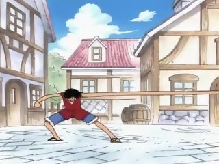 One Piece Season 1 - Episode 6.