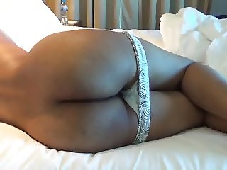 Indian Wife Kajol showing her ass at hotel