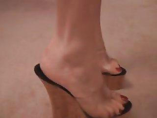 Sexy Shoes and Big Cock! Very hot cumshot! dasd34ewdf34dfew