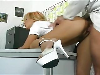 Sick Sex Action In The Hospital