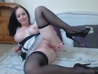 real french maid camshow melissa - www.faptime.top