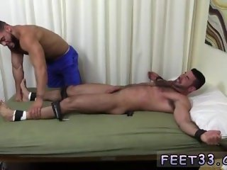 Gay sexy guys sleeping porn Billy & Ricky In 'Bros & Toes 2'