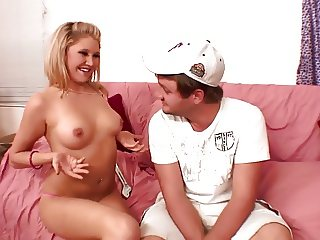 Girl horny on dick boyfriend