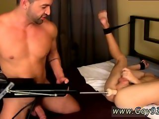 Harry dicks gay porn movies Dominic has a willing tear up slave to use,