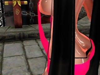 Anime krasotki Sexy Dance R-18