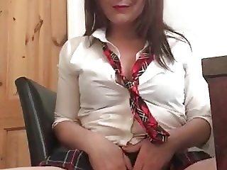 Miss Hamilton smoking JOI tease