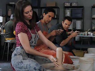 Alison Brie - Community S01 E17 & E19