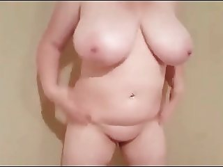 All natural 38HH big tits Lateshay