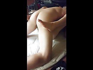 Sex mit meiner Frau in verschiedenen Stellungen