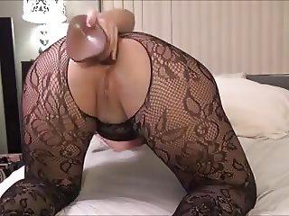 Beautiful latina Foxy Sasha in webcam show