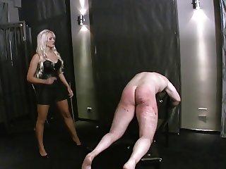 FemDom sadistic Polish spanking hardcore 3 Mistress