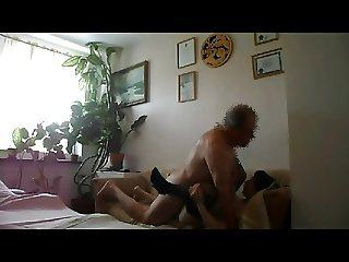 Having a good fuck with my favorite slut.