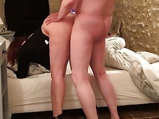 Mature Asian Blowjob & Fuck CFNM02