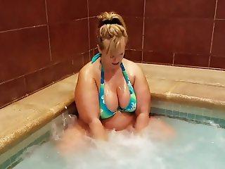 bikini big tits