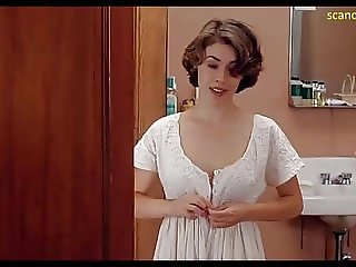 Alyssa Milano Nude Scene In Embrace of the Vampire Movie