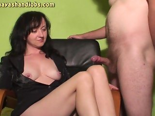 2 cumshots on Maya legs