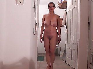Busty Tina - The overknees
