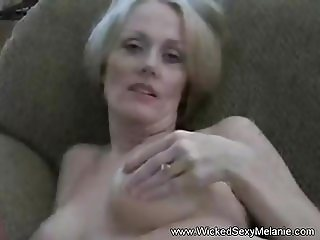 GILF BJ and Fuck From Home