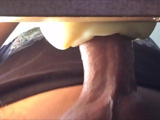 FUCKING MY FLESHLIGHT AND FILLING IT WITH CUM