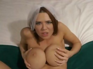 Wedding Night With Your Busty Virgin Bride Kylee Nash
