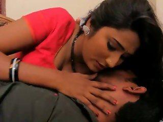 Indian Hot Teacher seducing Student for sex