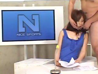 Bukkake TV show vol. 3 Japanesse TV