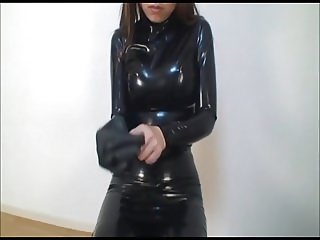 Latex Girl 5