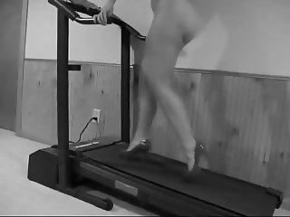 Butt Naked Treadmill Workout 1