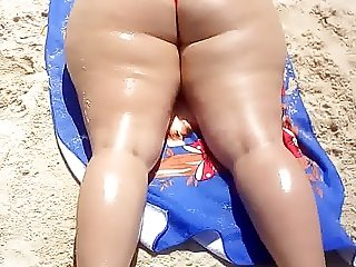 Na praia de dio dental In floss beach