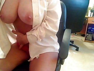 Sexy Lacey teasing 2