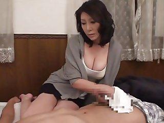 Japanese mature towako (censored)