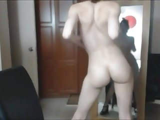 Hot Busty Teen Stripping And Dancing On Cam